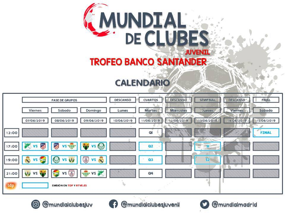 Calendario Mundial Clubes.Fuenlabrada Acoge Una Nueva Edicion Del Mundial De Clubes