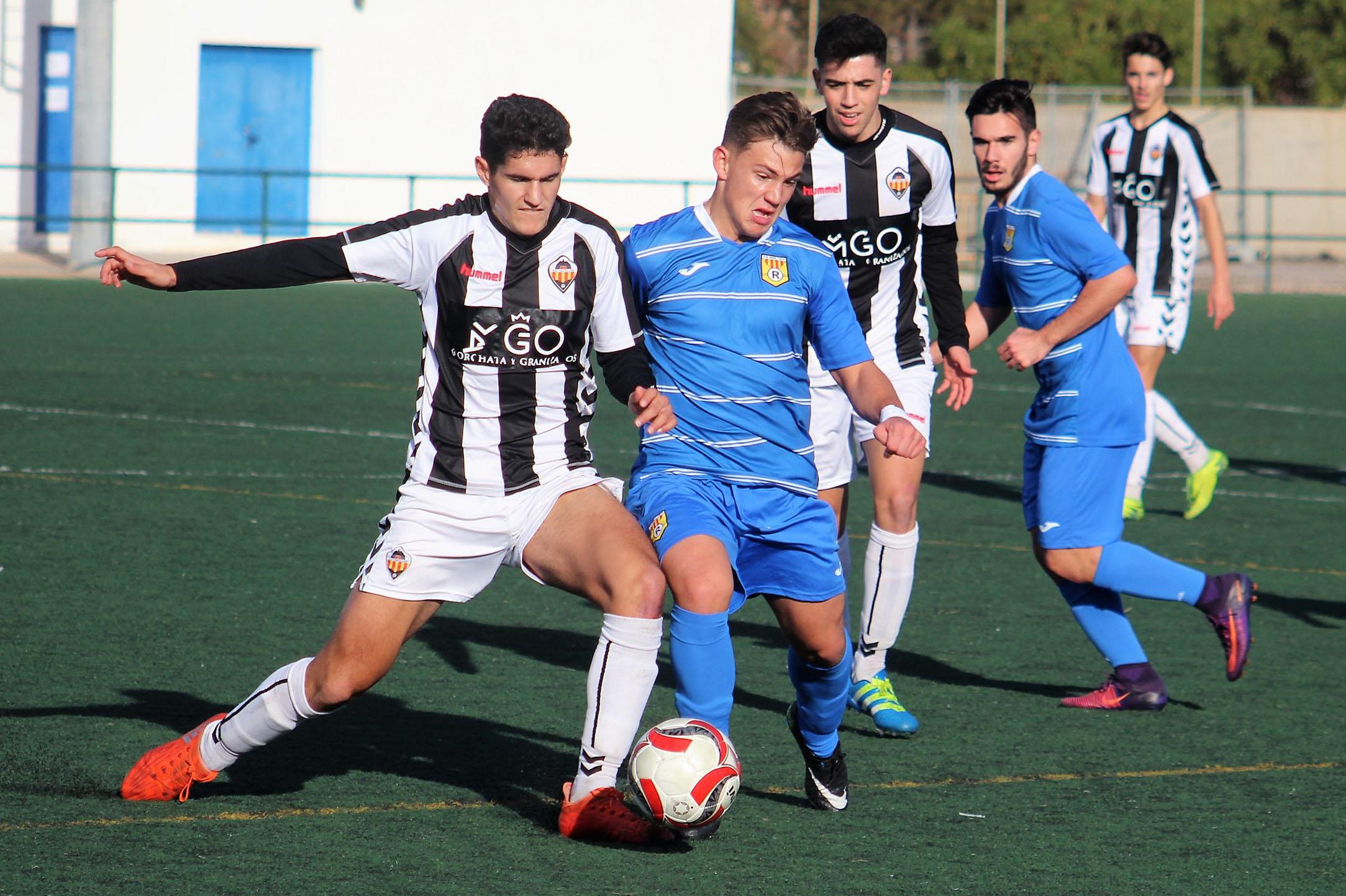 La iii copa federaci n juvenil calienta motores f tbol for Federacion valenciana de futbol