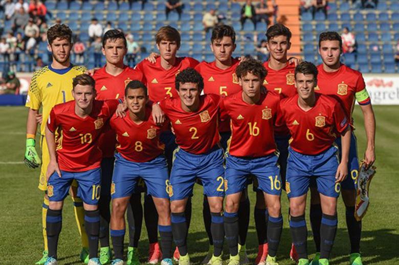 Espana Busca Un Sitio En La Final Del Europeo Sub 17 Futbol